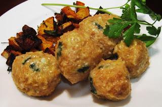 Stay Healthy Sweet Potato Gnocchi