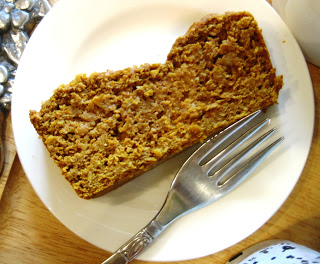 Stay Healthy Sweet Potato Protein Loaf