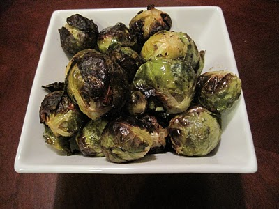 Stay Healthy Roasted Brussel Sprouts