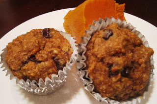 Harvest Protein Muffins