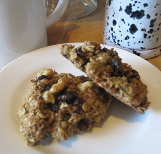 Stay Healthy Fully Loaded Oatmeal Raisin Cookies