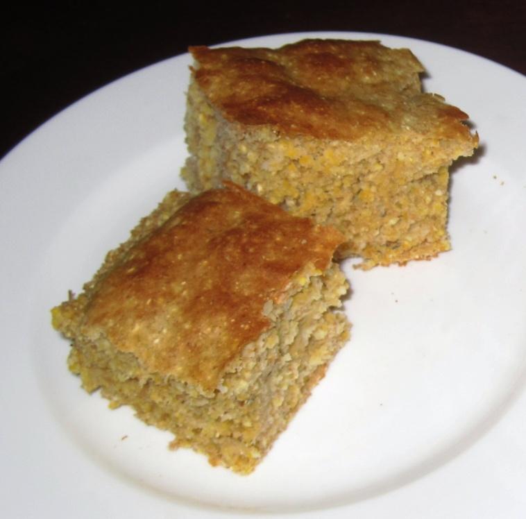 Stay Healthy Hearty Cornbread